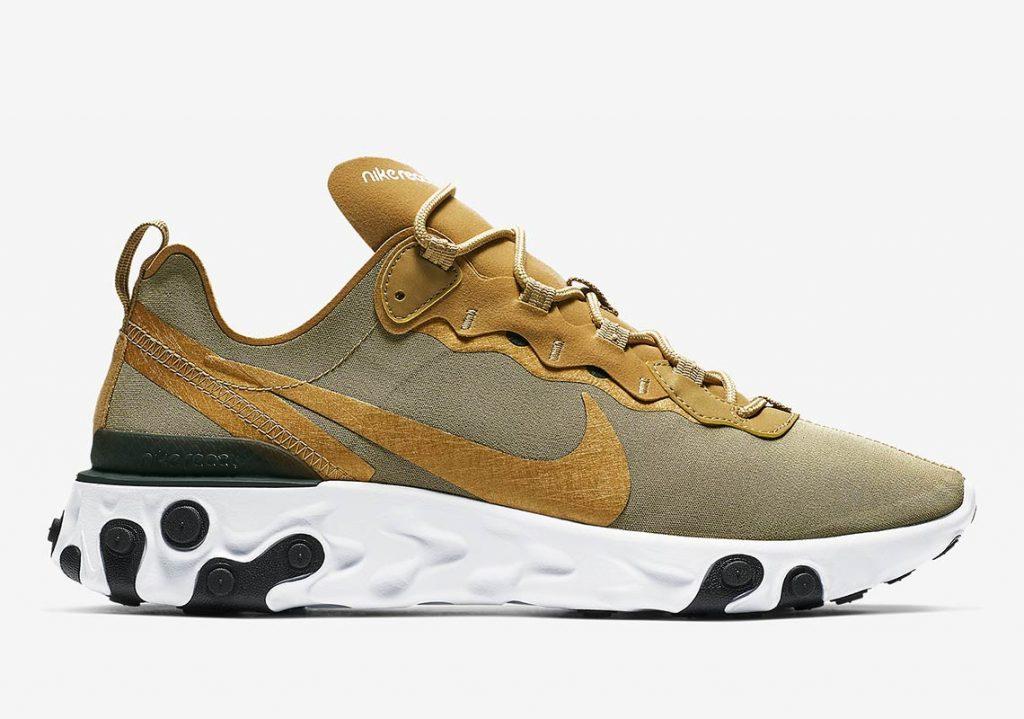 Nike React Element 55 货号:BQ6166-700 - 莆田鞋