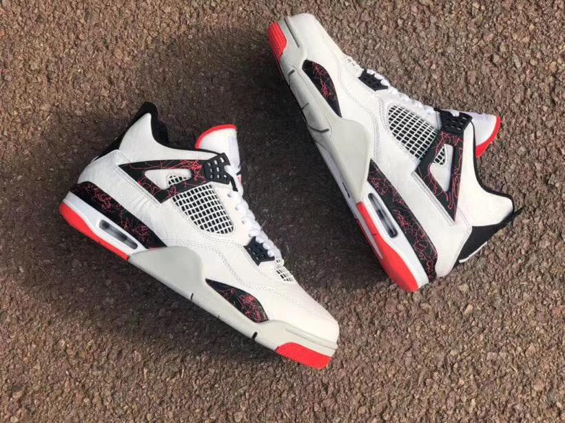 "Air Jordan 4 ""Pale Citron"" 货号:308497-116 - 莆田鞋"
