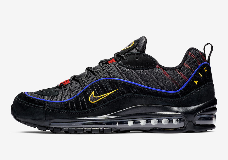 Nike Air Max 98 货号:CD1537-001 - 莆田鞋