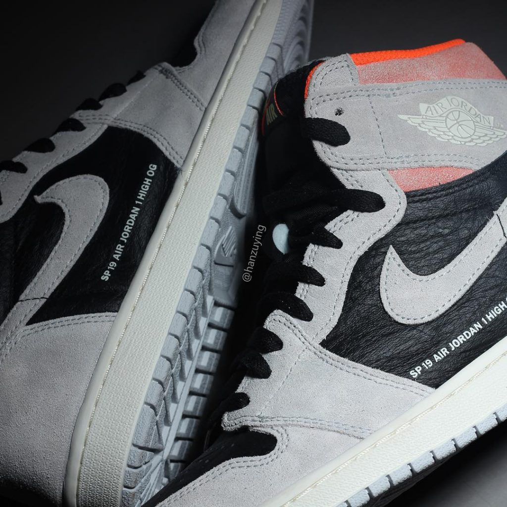 "Air Jordan 1 ""Neutral Grey"" 货号:555088-018 - 莆田鞋之家 0594sneaker.com"