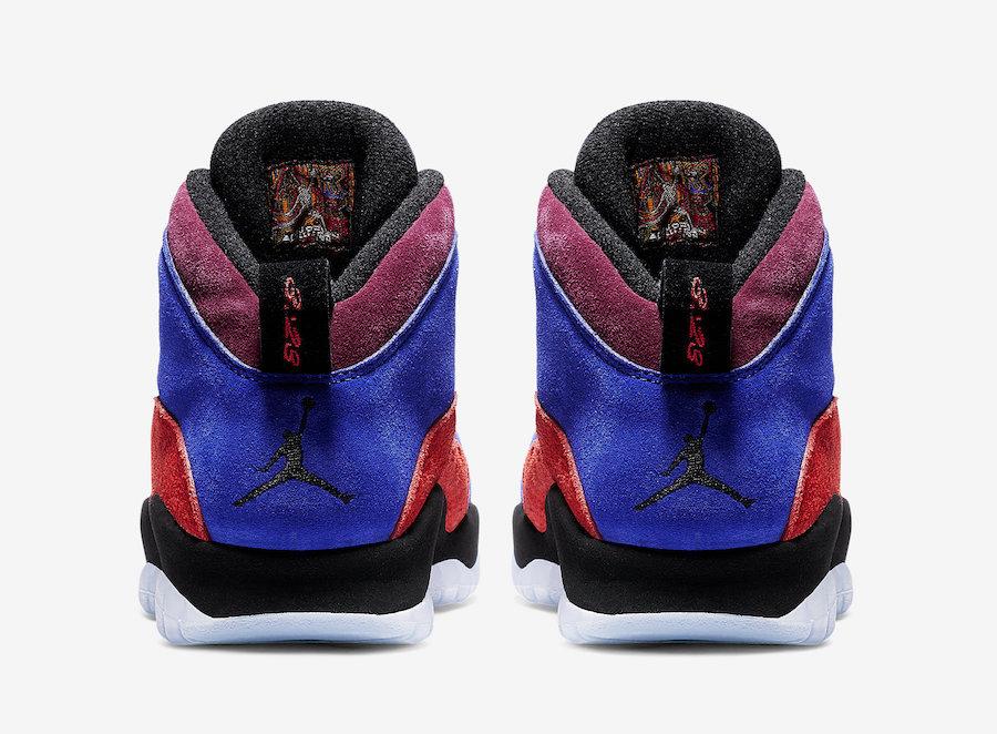 "Air Jordan 10 ""Maya Moore"" 货号:CD9705-406 - 莆田鞋"