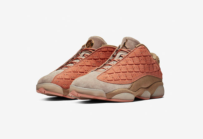 CLOT x Air Jordan 13 Low 货号:AT3102-200 - 莆田鞋之家 0594sneaker.com