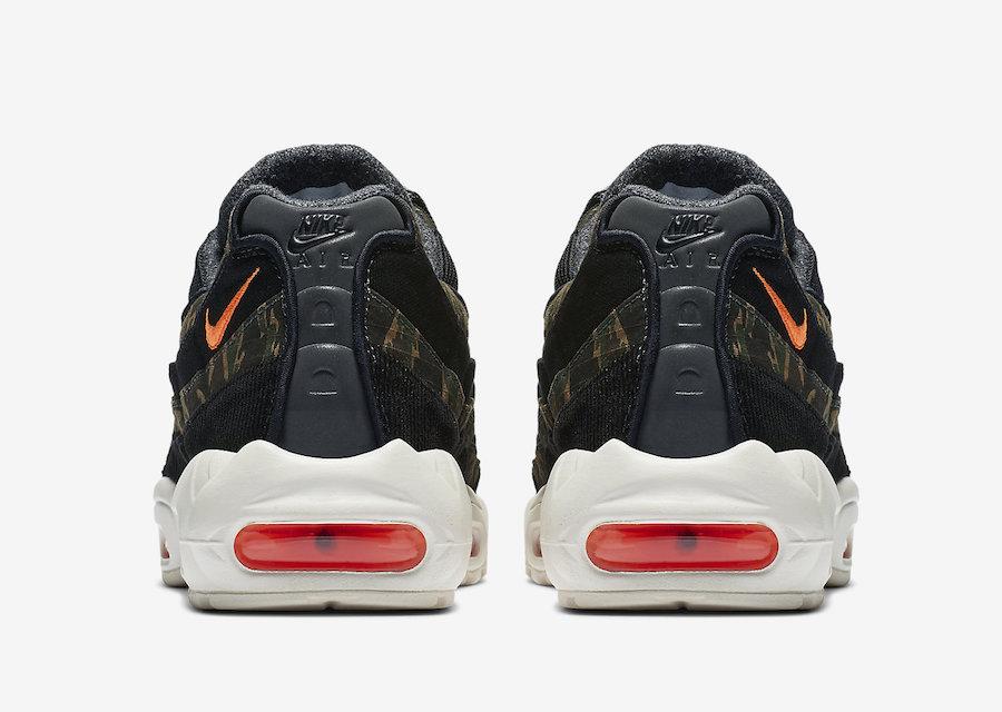 Carhartt WIP x Nike Air Max 95 货号:AV3866-001 - 莆田鞋