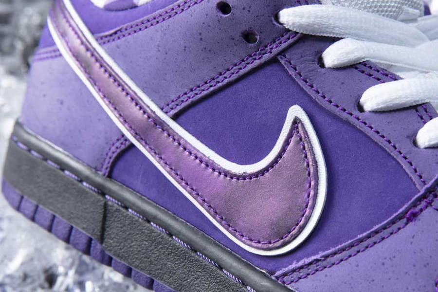 "Concepts x Nike SB Dunk Low ""Purple Lobster"" 货号:BV1310-555 - 莆田鞋"