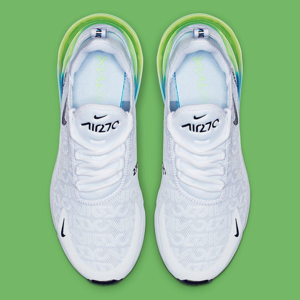Nike Air Max 270 货号:AQ9164-100 - 莆田鞋