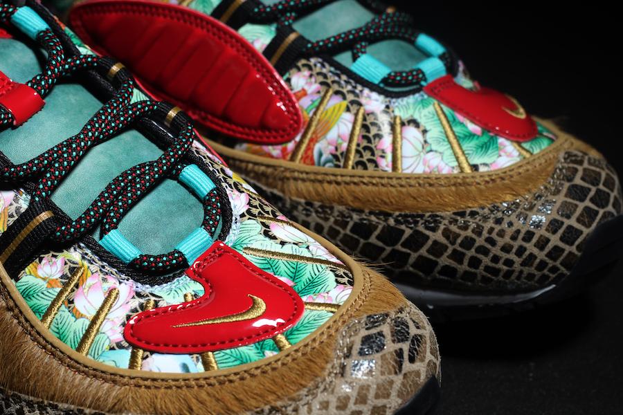 "Nike Air Max 98 ""Chinese New Year"" 货号:BV6649-708 - 莆田鞋"