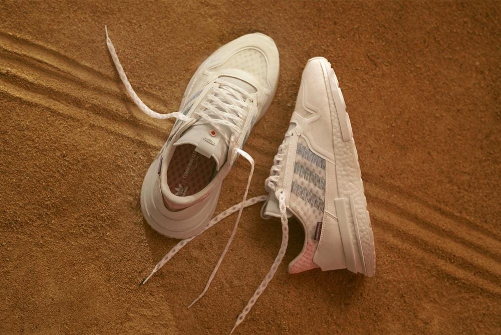 Commonwealth x adidas Consortium ZX 500 RM 货号:DB3510 - 莆田鞋