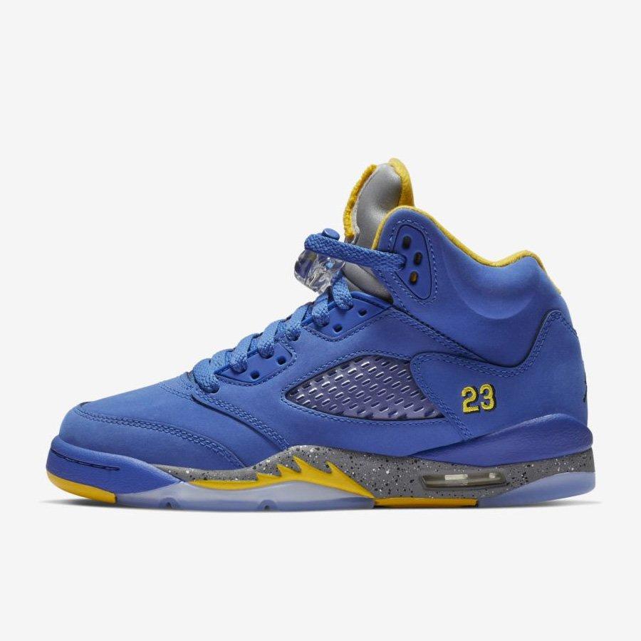 "Air Jordan 5 JSP ""Laney"" 货号:CD2720-400 - 莆田鞋"