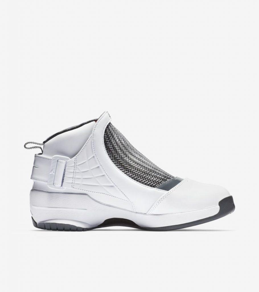 "Air Jordan 19 Melo ""Flint Grey"" 货号:AQ9213-100 - 莆田鞋"