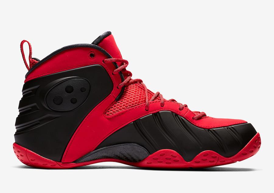 "Nike Zoom Rookie ""University Red"" 货号:BQ3379-600 - 莆田鞋"