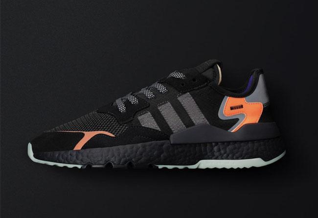 adidas Nite Jogger 2019 货号:CG7088 - 莆田鞋