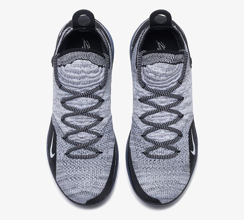 Nike KD11 Flyknit 货号:AO2604-006 - 莆田鞋