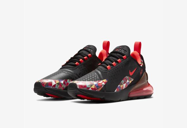 Nike Air Max 270 CNY 货号: BV6650-016 - 莆田鞋