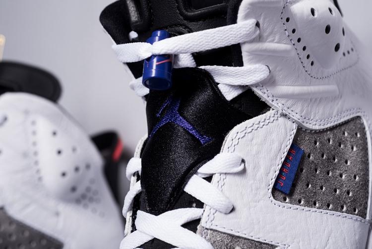 "Air Jordan 6 Retro LTR ""Flint Grey"" 货号:CI3125-100 - 莆田鞋"