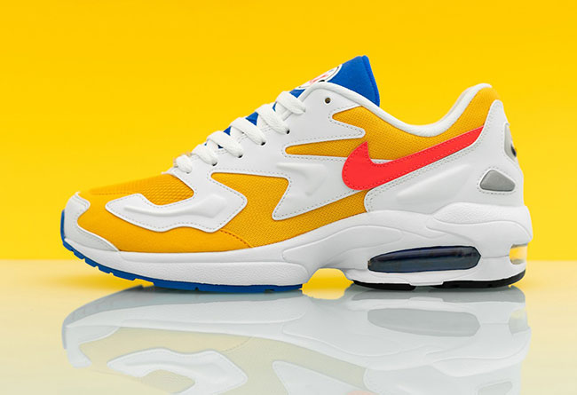 Nike Air Max2 Light 货号:AO1741-700 - 莆田鞋