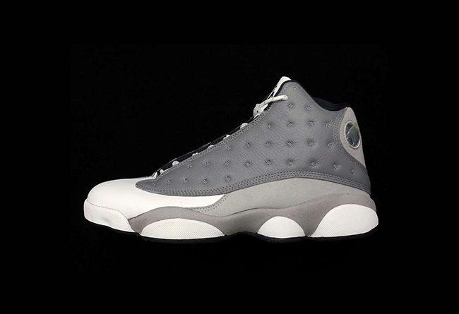 """Air Jordan 13 """"Atmosphere Grey"""" 货号:414571-016 - 莆田鞋"""