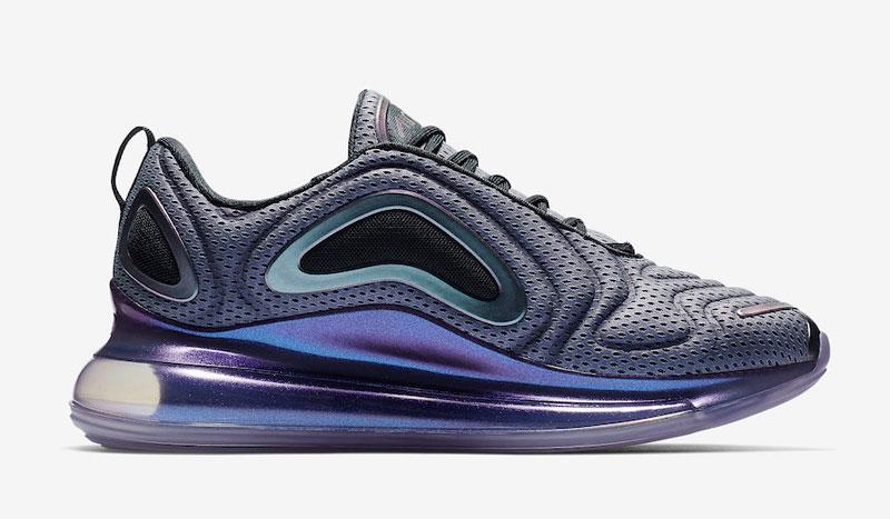 "Nike Air Max 720 ""Northern Lights Night"" 货号:AO2924-001 - 莆田鞋"