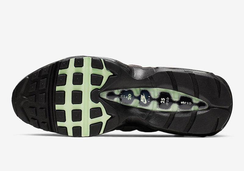 "Nike Air Max 95 ""Fresh Mint"" 货号: CD7495-101 - 莆田鞋"