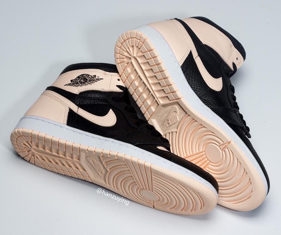 "Air Jordan Retro 1 High OG ""Crimson Tint"" 货号:555088-081 | 球鞋之家0594sneaker.com"