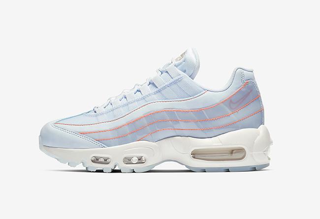 Nike Air Max 95 Wmns 货号:918413-400 - 莆田鞋