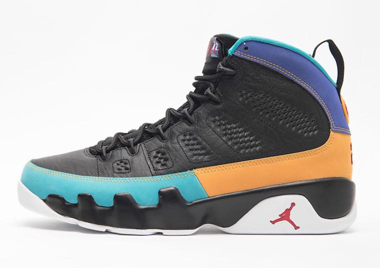 "Air Jordan 9 ""Dream It, Do It"" 货号:302370-065 - 莆田鞋"