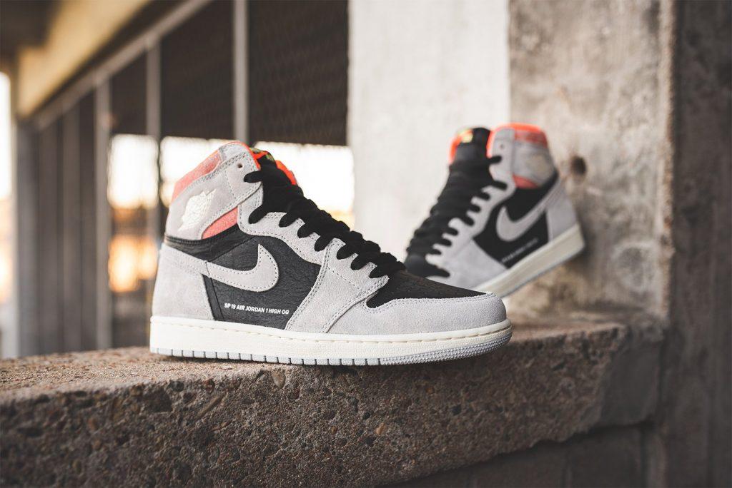 "Air Jordan 1 Retro High OG ""Neutral Grey"" 货号:555088-018 - 莆田鞋之家 0594sneaker.com"