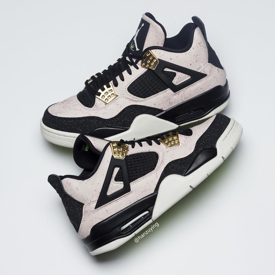 "Air Jordan 4 ""Silt Red"" WMNS 货号:AQ9129-601 - 莆田鞋"