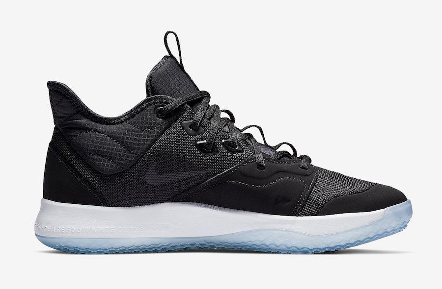 Nike PG3 货号:AO2607-001 - 莆田鞋