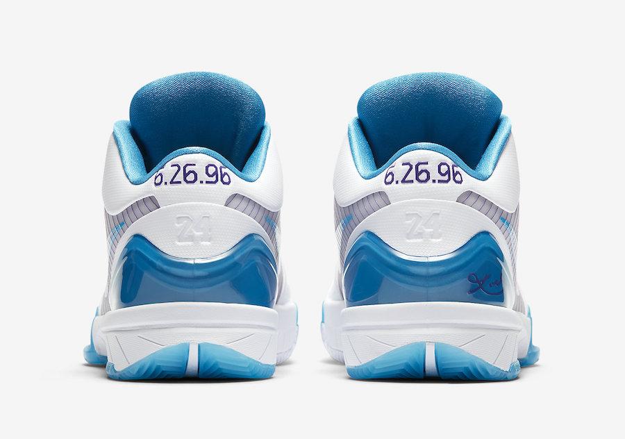 """Nike Zoom Kobe 4 Protro """"Draft Day"""" 科比4 代,货号:AV6339-100 - 莆田鞋"""