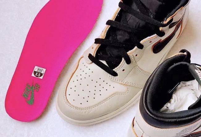 Nike SB x Air Jordan 1 Retro High OG 货号:CD6578-006 - 莆田鞋之家 0594sneaker.com