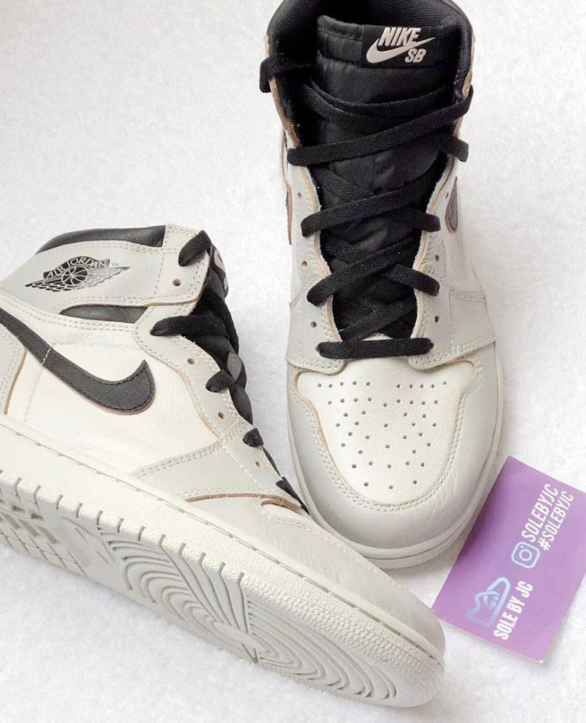 Nike SB x Air Jordan 1 Retro High OG 货号:CD6578-006 | 球鞋之家0594sneaker.com