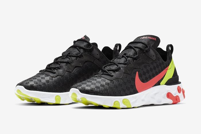 Nike React Element 55 货号:CJ0782-001   球鞋之家0594sneaker.com