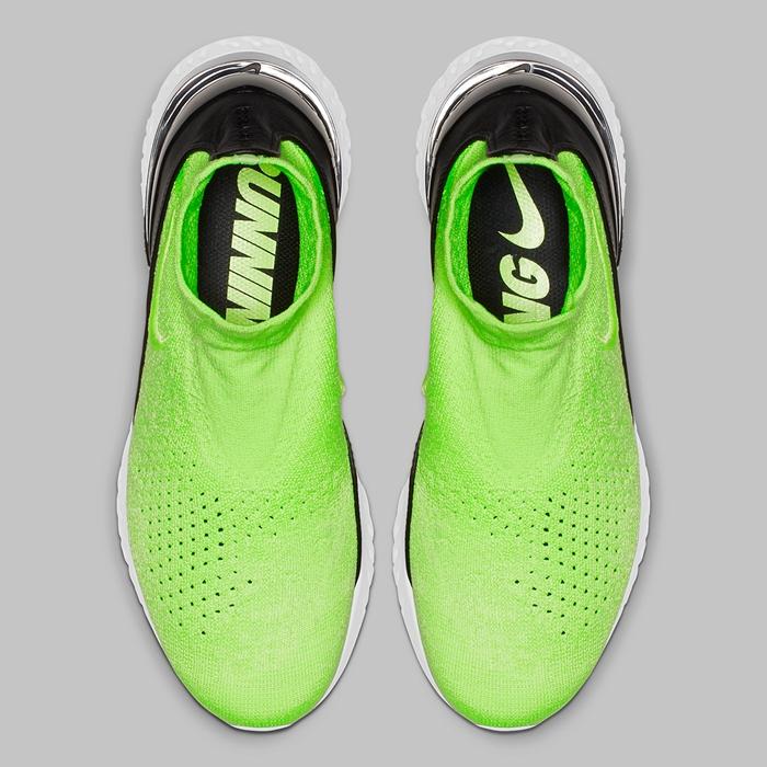 "Nike Rise React Flyknit ""Lime Blast"" 货号:AV5554-330 | 球鞋之家0594sneaker.com"