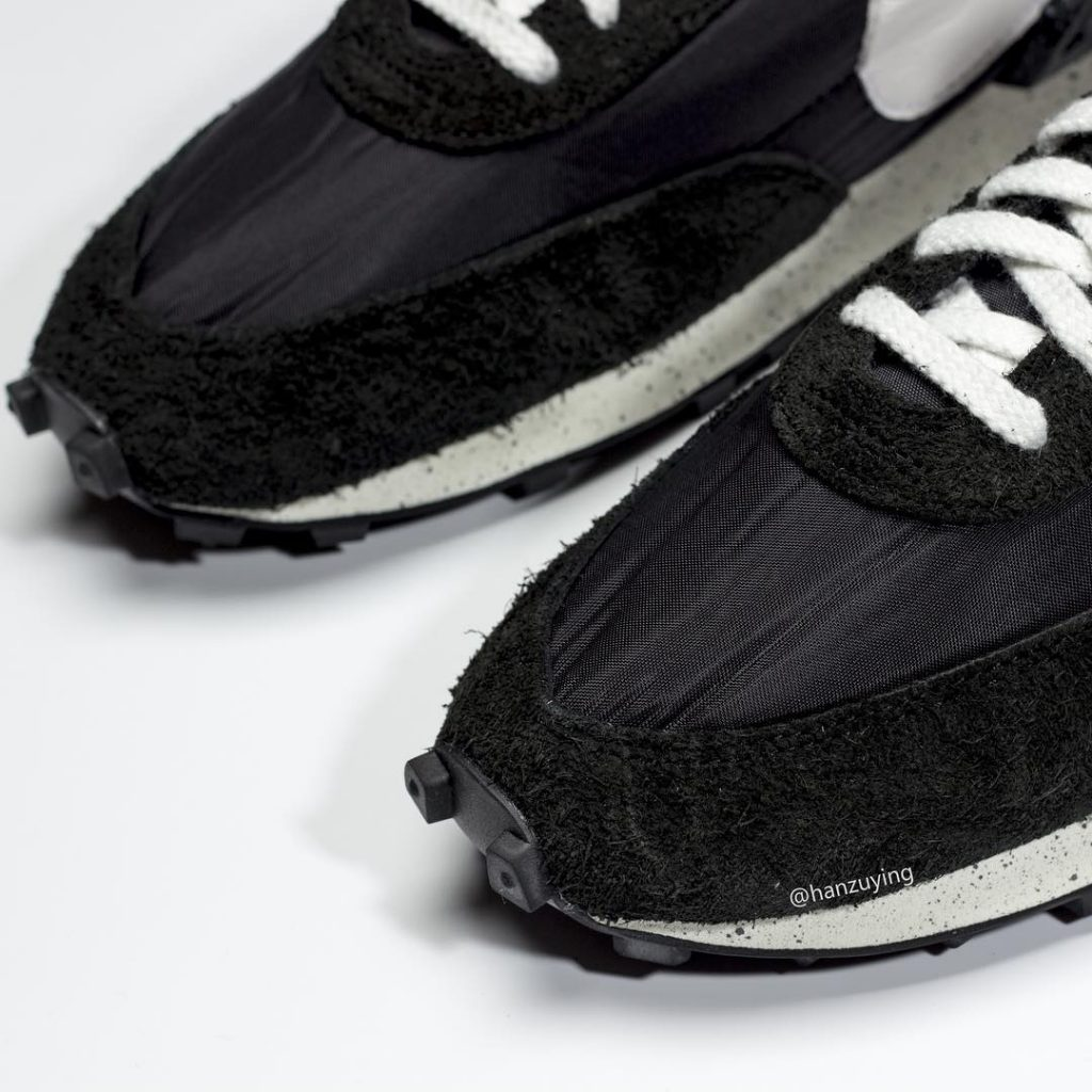 UNDERCOVER X Nike Waffle Racer 货号:BV4594-001 - 莆田鞋
