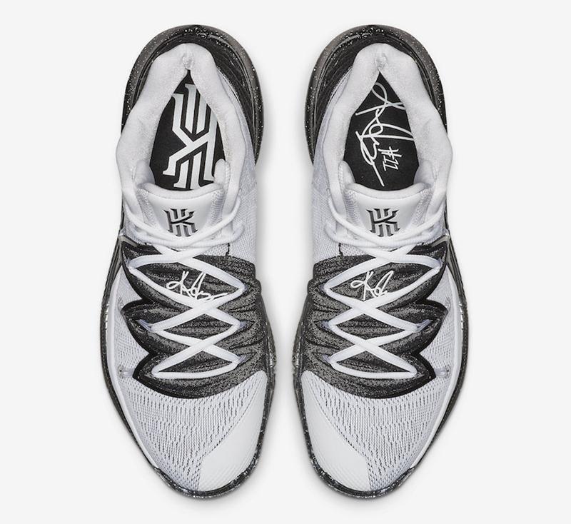 "Nike Kyrie 5 ""Oreo"" 欧文5代奥利奥,货号:AO2918-100 - 莆田鞋"