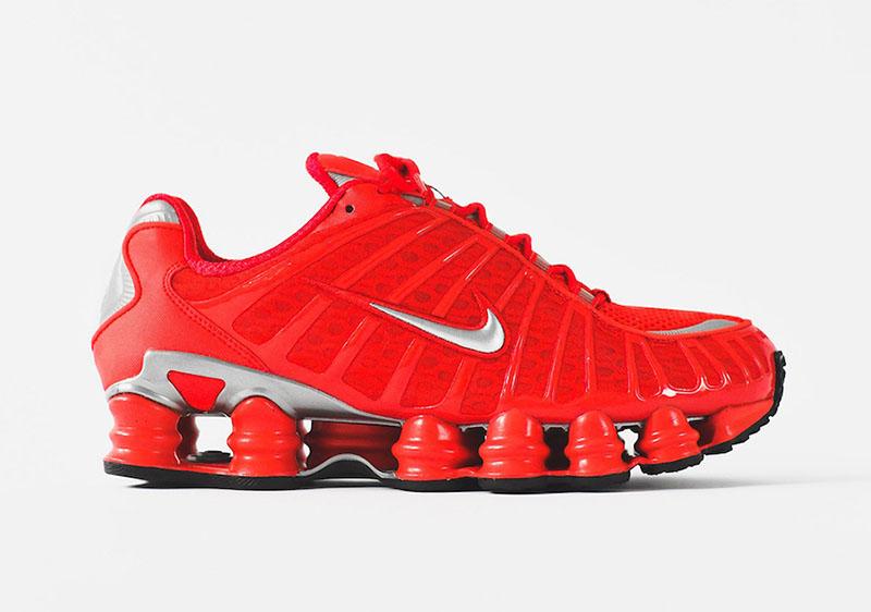 Nike Shox TL 货号: BV1127-600 - 莆田鞋