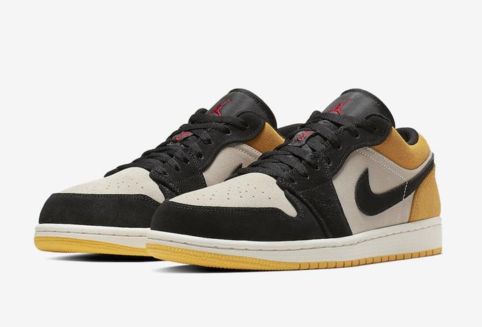 Air Jordan 1 Low 货号:553558-127 - 莆田鞋