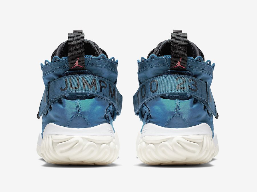 "Air Jordan Proto React ""Maybe I Destroyed The Game"" 货号:BV1654-301 