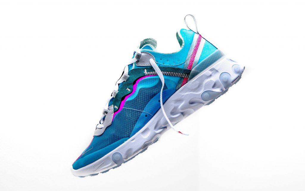 Nike React Element 87 货号:AQ1090-400 - 莆田鞋之家 0594sneaker.com