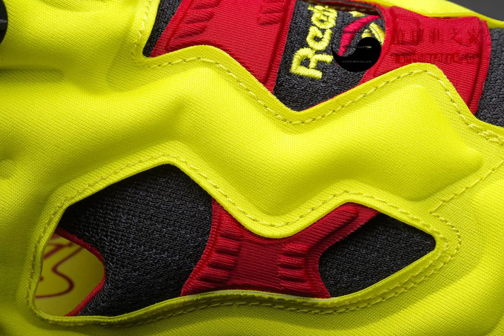 "Reebok Pump Fury OG ""Citron"" 货号:V47514 - 莆田鞋之家 0594sneaker.com"