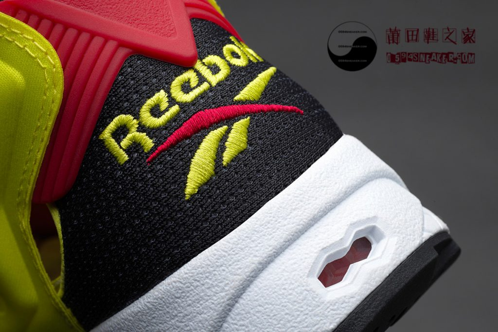 "Reebok Pump Fury OG ""Citron"" 货号:V47514 