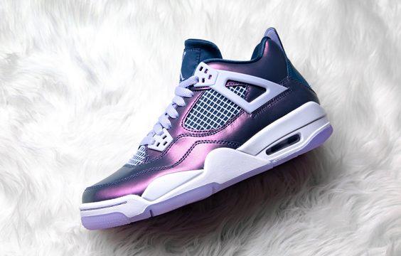 "Air Jordan 4 ""Monsoon Blue"" 货号:BQ9043-400 | 球鞋之家0594sneaker.com"