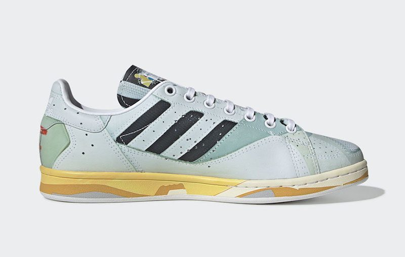 Adidas Raf Simons Torsion Stan Smith 货号: EE7953 | 球鞋之家0594sneaker.com