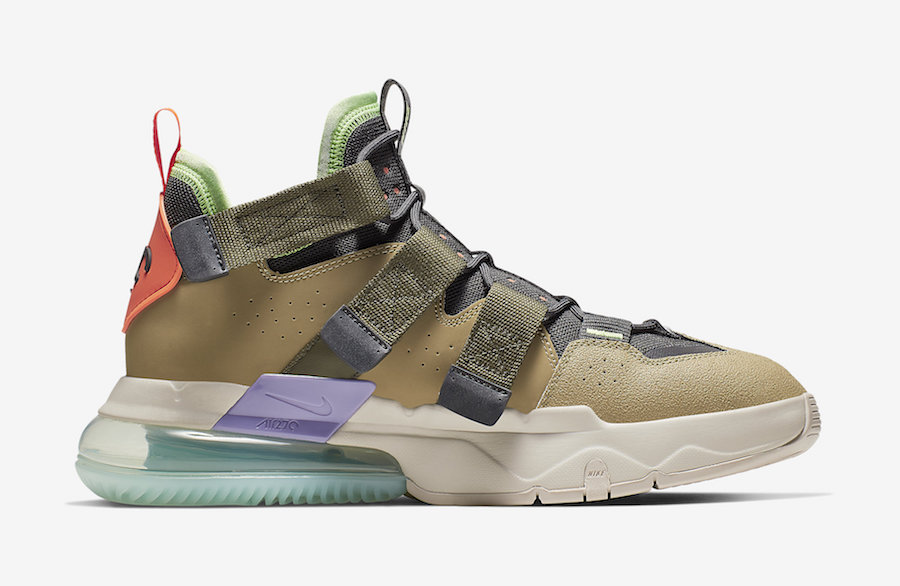 Nike Air Max Edge 270 货号:AQ8764-200 | 球鞋之家0594sneaker.com