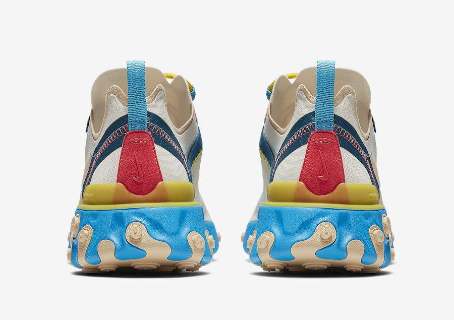Nike React Element 55d 货号:BQ2728-201 | 球鞋之家0594sneaker.com