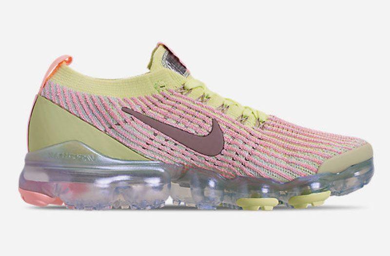 "Nike Air VaporMax 3.0 ""Barely Volt"" WMNS 货号: AJ6910-700 - 莆田鞋之家 0594sneaker.com"