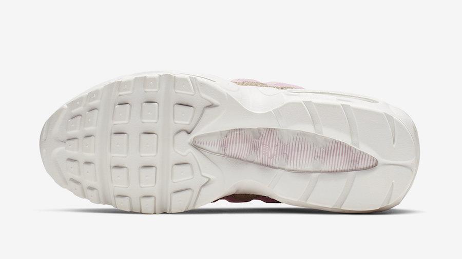 Nike Air Max 95 货号:CD7142-700、CD7142-800 | 球鞋之家0594sneaker.com