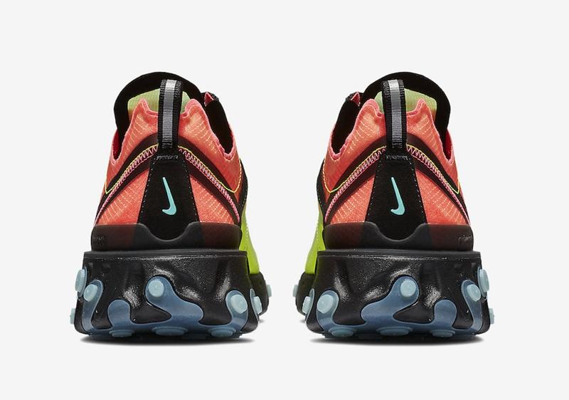 Nike React Element 87  货号:AQ1090-101/AQ1090-700 - 莆田鞋之家 0594sneaker.com