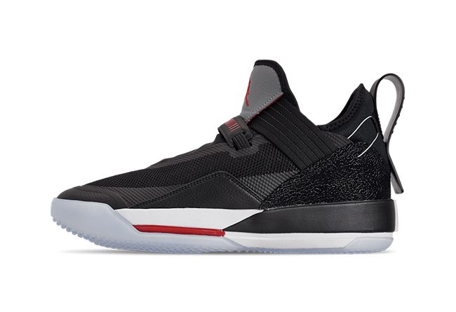 "Air Jordan 33 SE ""Black Cement"" 货号:CD9560-006 - 莆田鞋之家 0594sneaker.com"