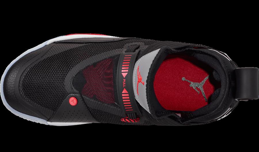 "Air Jordan 33 SE ""Black Cement"" 货号:CD9560-006 | 球鞋之家0594sneaker.com"